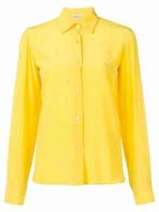 Blanca long sleeve shirt - Yellow
