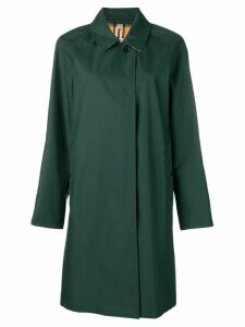 Burberry The Camden Car coat - Green