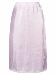 Prada slip skirt - Pink