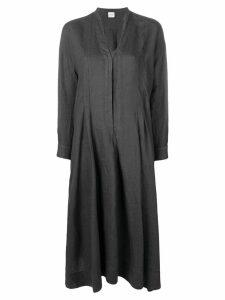 Aspesi midi pleated dress - Grey