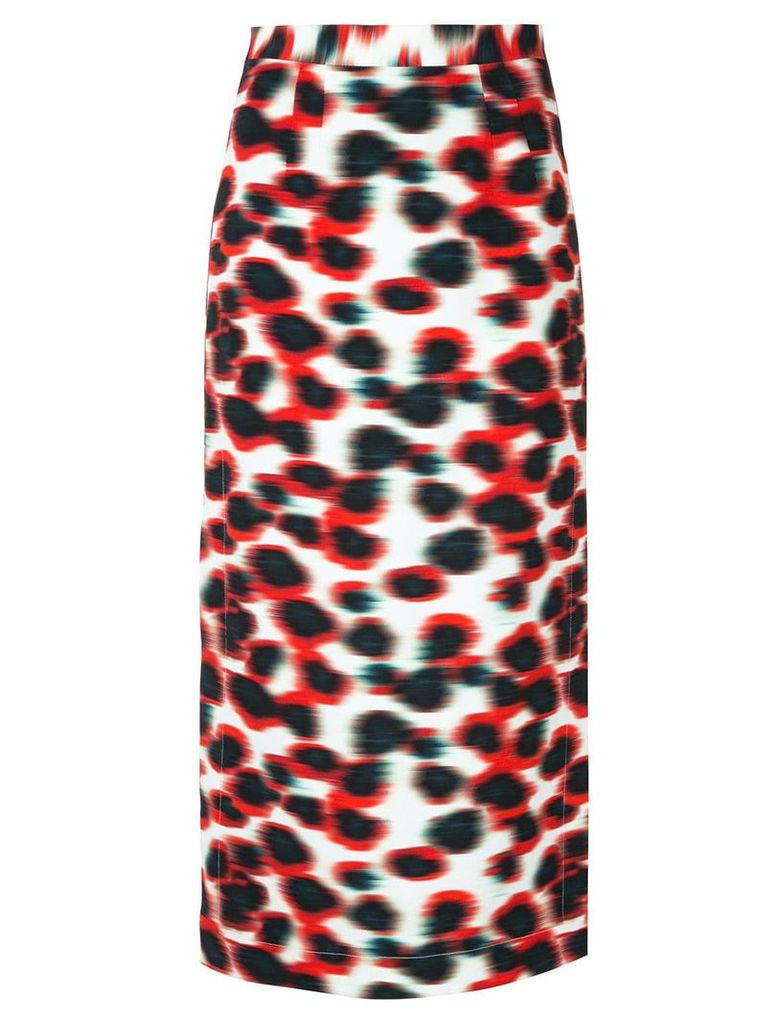 CAMILLA AND MARC Sawyer Skirt - Red