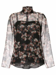 CAMILLA AND MARC Clio Long Sleeve Top - Black
