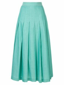 CAMILLA AND MARC Solene skirt - Green