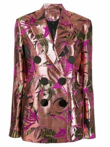 Petar Petrov double-breasted blazer - Multicolour