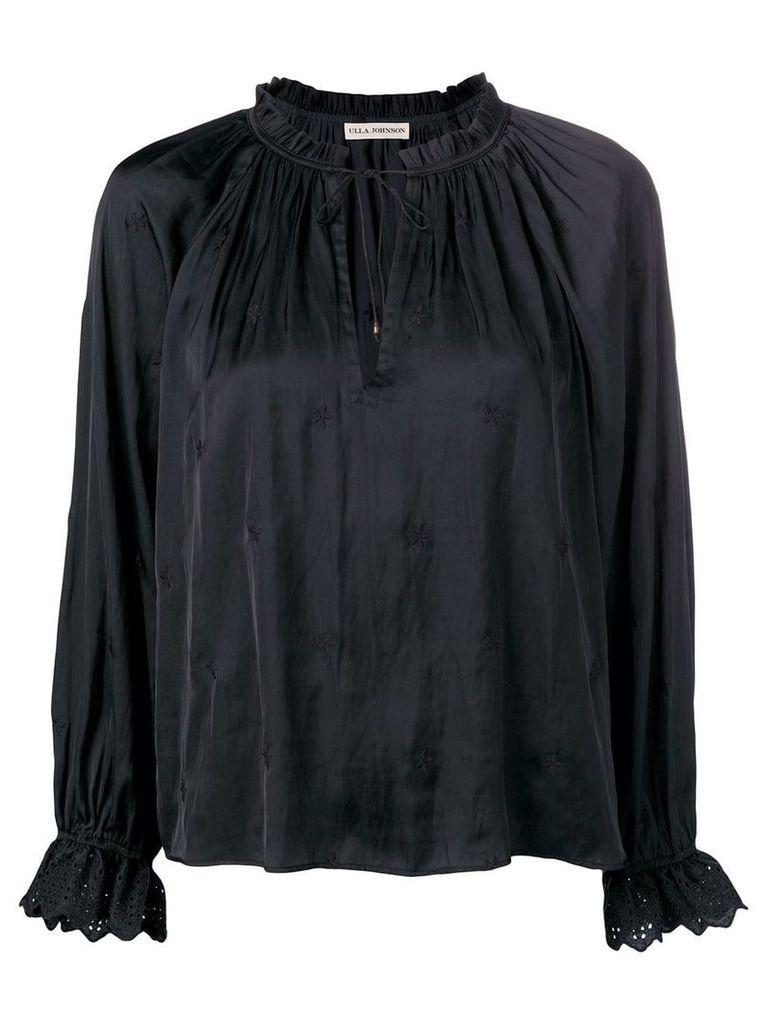 Ulla Johnson Irene blouse - Black