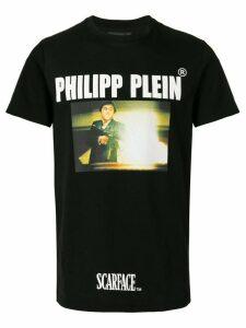 Philipp Plein Scarface T-shirt - Black