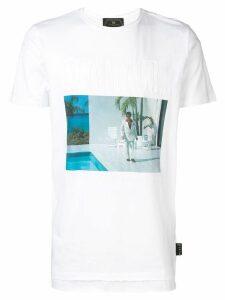 Philipp Plein Scarface T-shirt - White