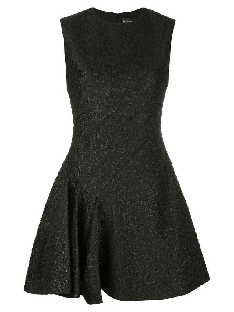Brandon Maxwell Leo cocktail dress - Black