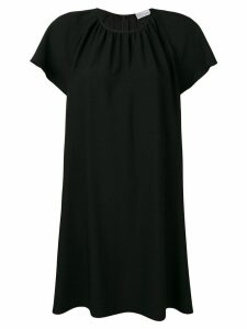 Red Valentino smock dress - Black