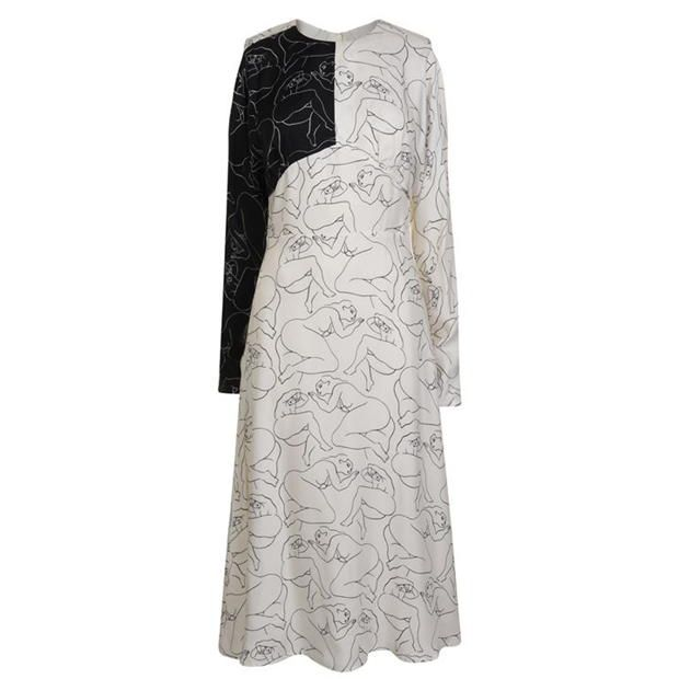 BY MALENE BIRGER Lady Print Dress