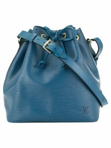 Louis Vuitton Pre-Owned Petite Noe bucket tote - Blue