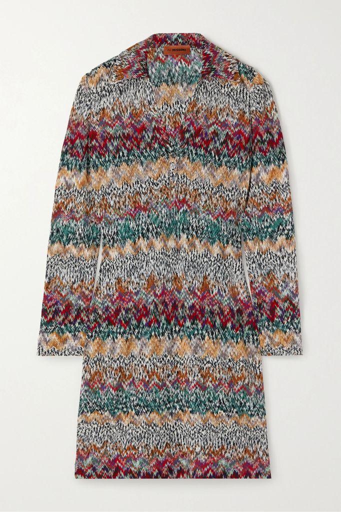 Matthew Adams Dolan - Oversized Denim Shirt - Blue