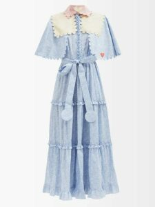 Giani Firenze - Melania Shearling Coat - Womens - Khaki