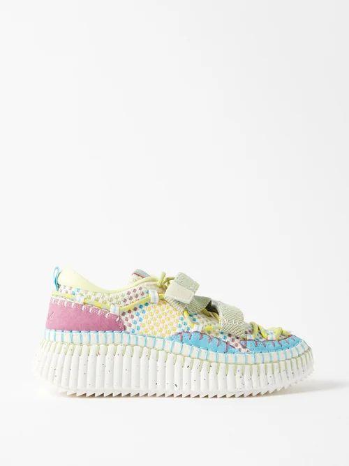 Giani Firenze - Melania Shearling Belted Coat - Womens - Brown