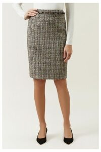 Womens Hobbs Natural Jessie Skirt -  Natural