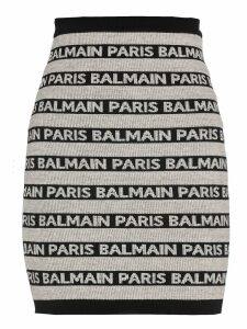 Balmain Knitted Skirt