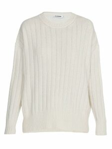 Jil Sander Cotton Sweatshirt