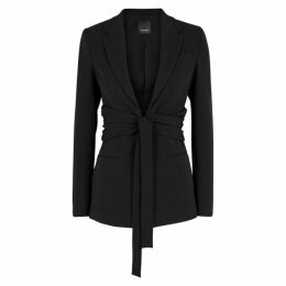 PINKO Denise Black Blazer