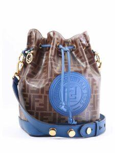 Fendi Bucket Mon Tresor Blue