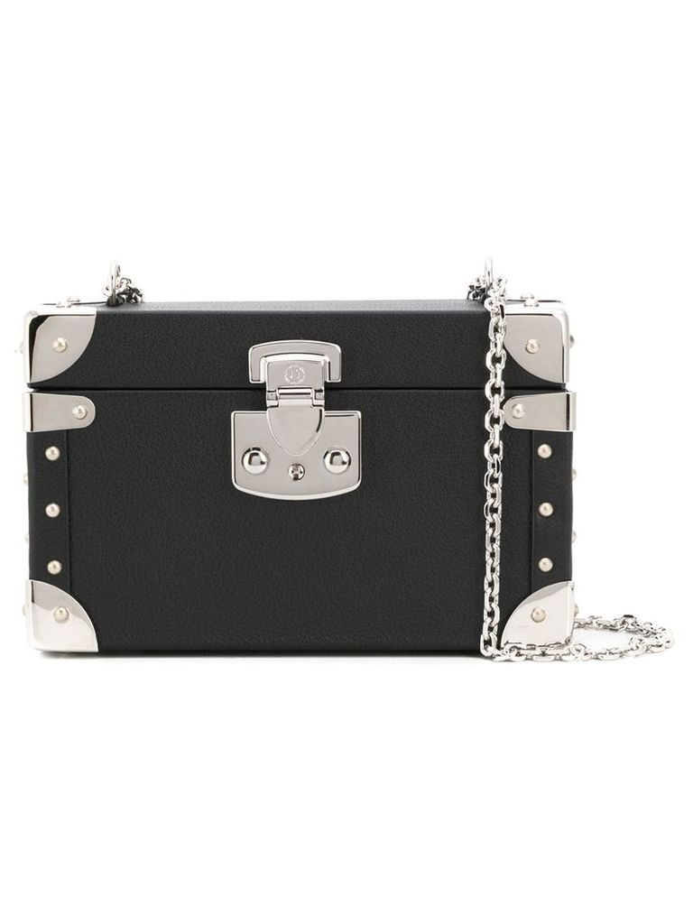 Luis Negri Bauletto Classic crossbody bag - Black