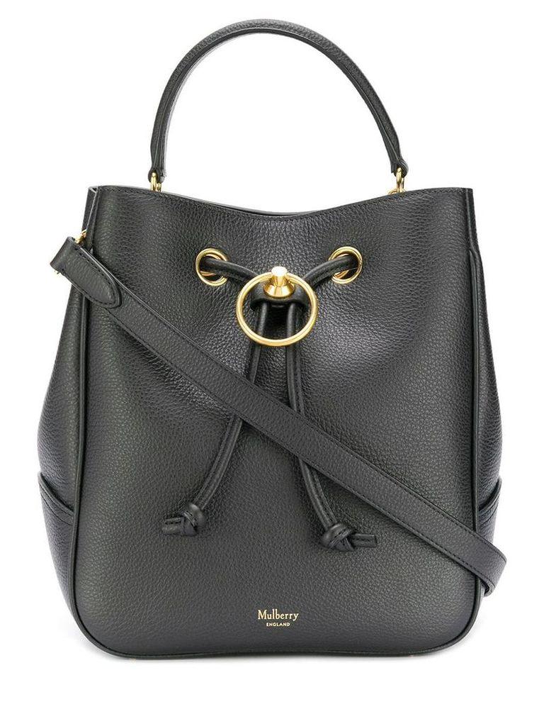 Mulberry Hampstead bucket bag - Black