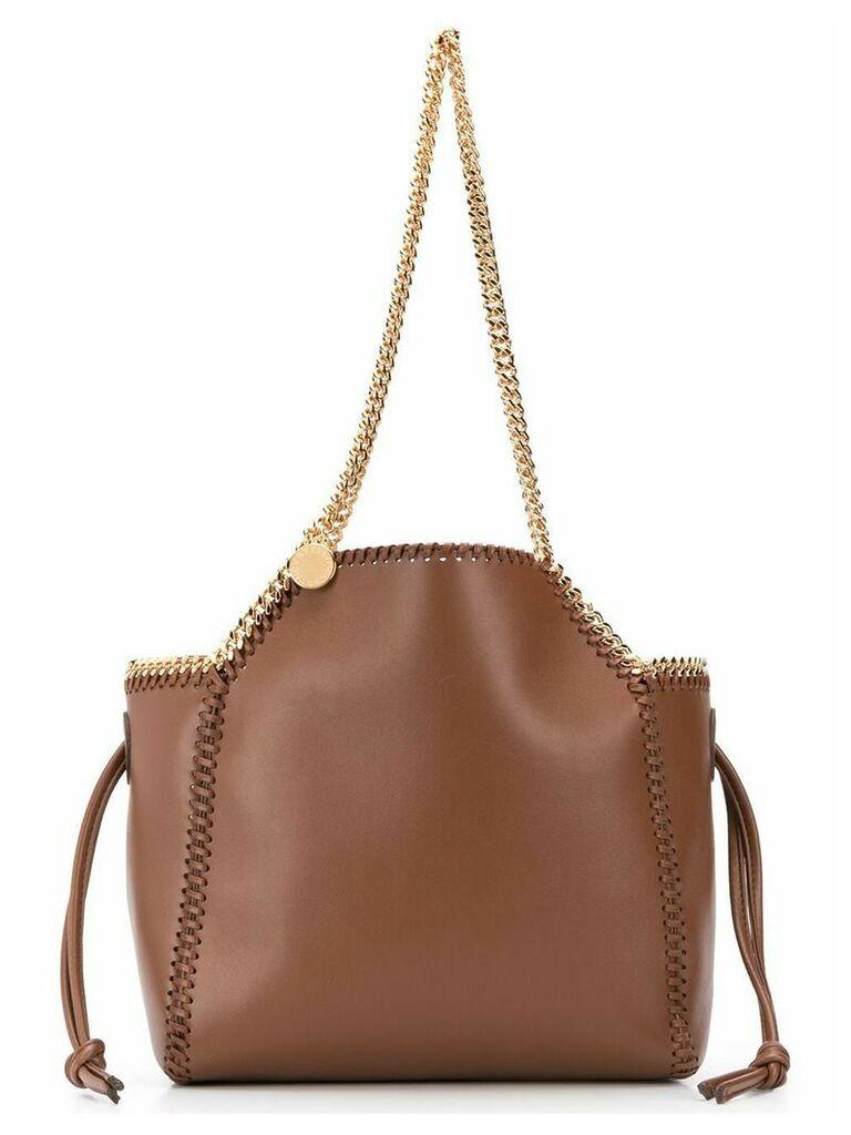 Stella McCartney Falabella tote bag - Brown