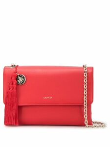 Lanvin small Sugar corssbody bag - Red