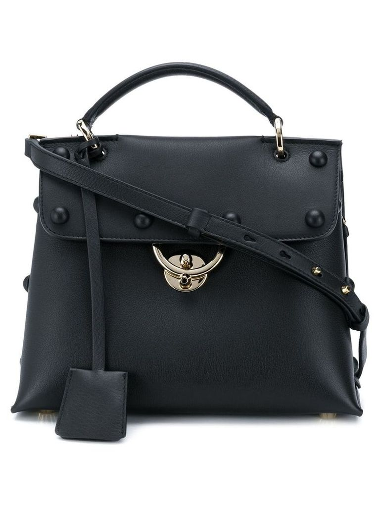 Salvatore Ferragamo Jet Set tote - Black