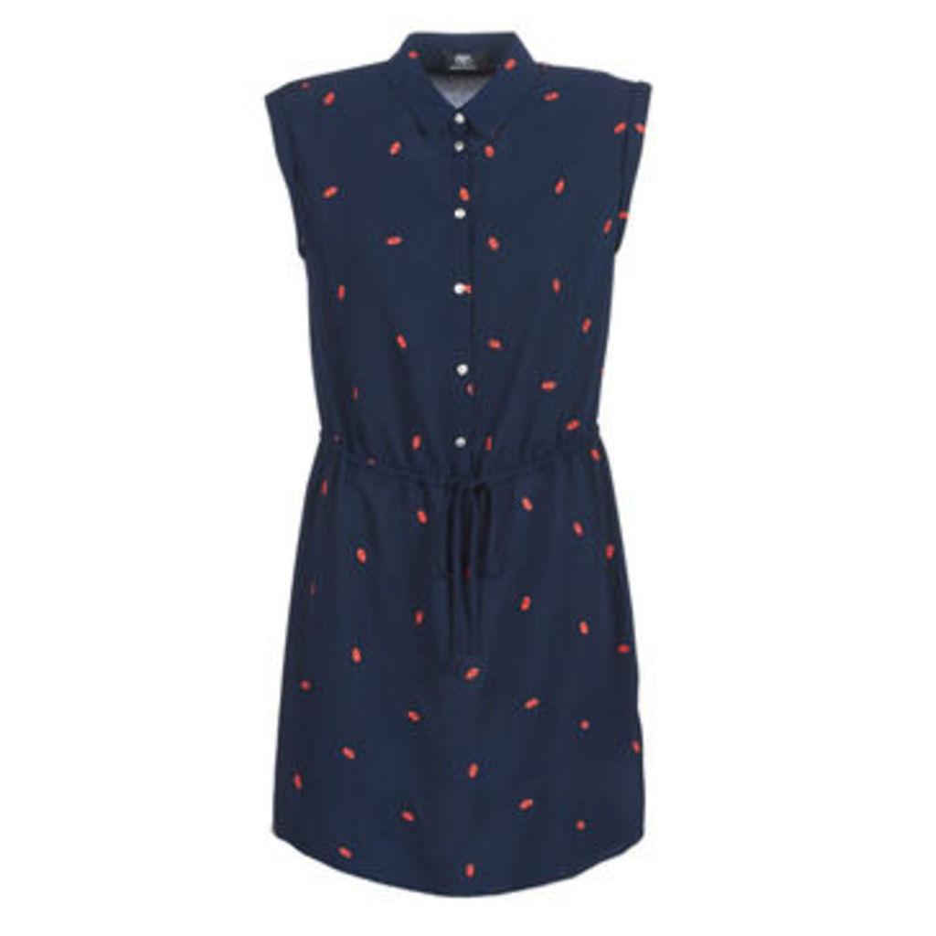 Le Temps des Cerises  UP  women's Dress in Blue
