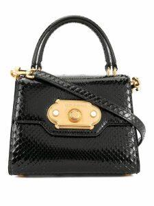 Dolce & Gabbana mini Welcome shoulder bag - Black