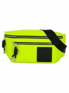 Karl Lagerfeld K/Neon belt bag - Yellow