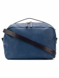 Ally Capellino double zip tote - Blue
