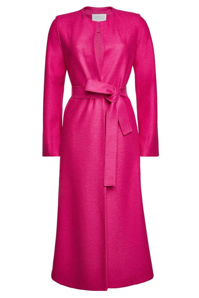 Harris Wharf London Virgin Wool Coat