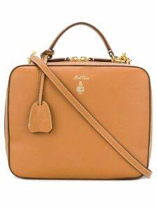 Mark Cross Laura shoulder bag - Brown