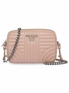 Prada quilted camera bag - Pink