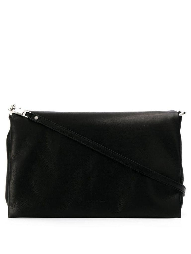 Rick Owens medium shoulder bag - Black