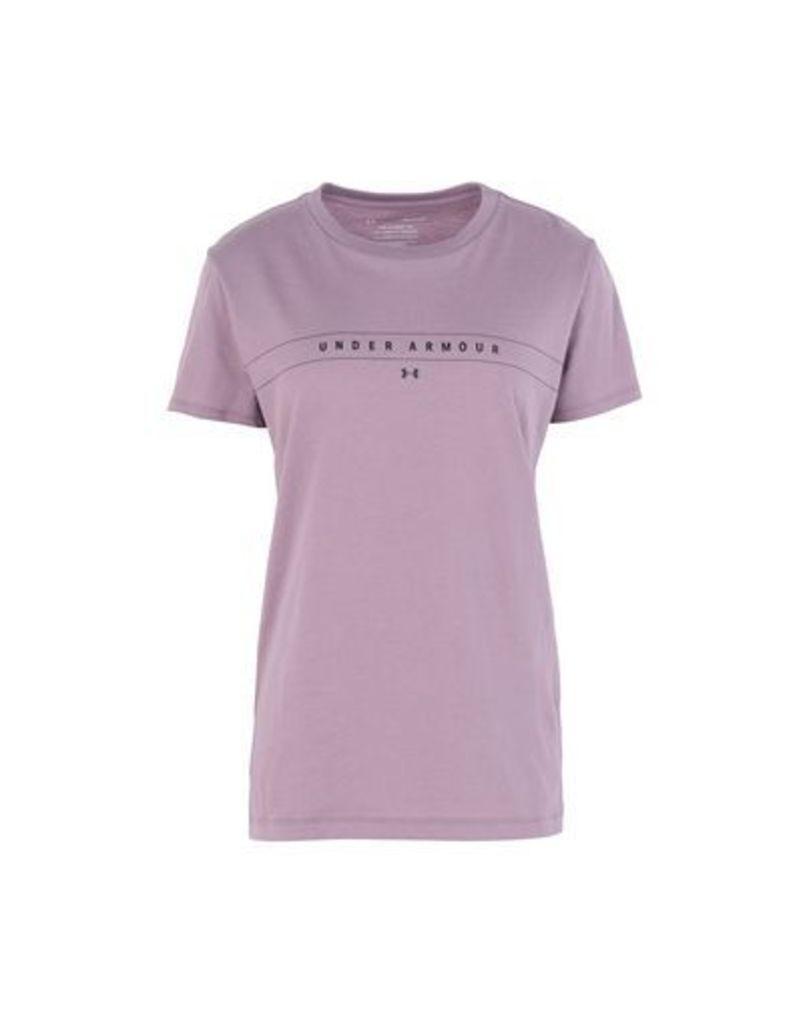 UNDER ARMOUR TOPWEAR T-shirts Women on YOOX.COM