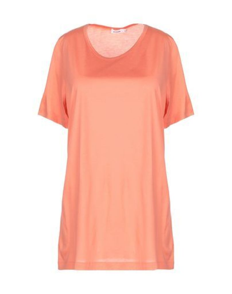 JIL SANDER TOPWEAR T-shirts Women on YOOX.COM