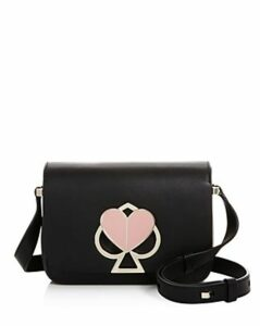 kate spade new york Small Flap Leather Shoulder Bag