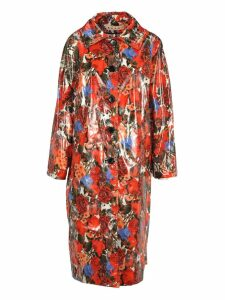 Marni Marni Floral Print Coat