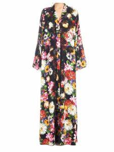 Dolce & Gabbana charmeuse Kimono