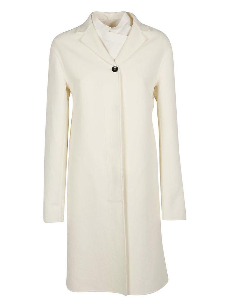 Jil Sander Green Bay Coat