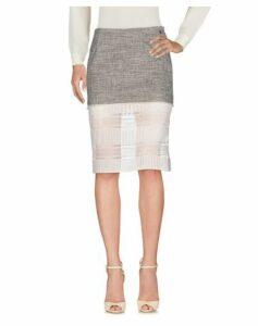 TRUSSARDI JEANS SKIRTS Knee length skirts Women on YOOX.COM