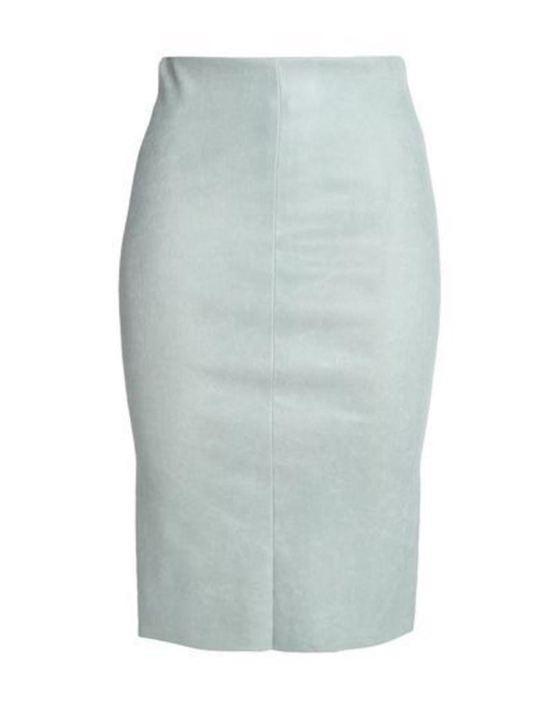 DROMe SKIRTS Knee length skirts Women on YOOX.COM