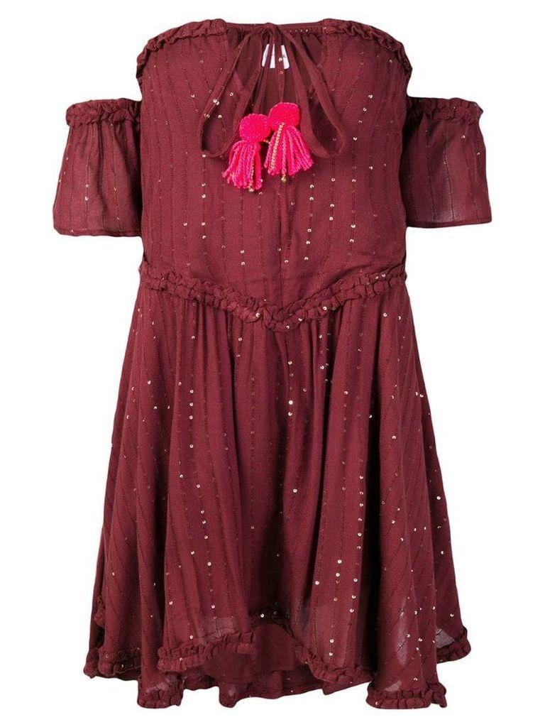 Sundress Noa dress - Red