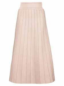 Casasola A-line midi skirt - Brown