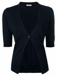 Peserico short-sleeved cardigan - Blue