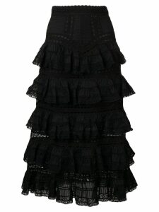 Zimmermann Juniper skirt - Black