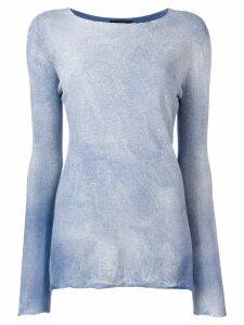 Avant Toi basic jersey - Blue