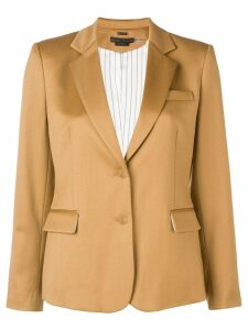 Alice+Olivia tailored blazer jacket - Brown